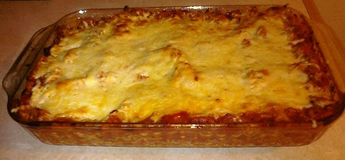 Chicken Lasagna, cheese, oven-baked, party menu, celebrations, family, restaurants, food, recipes