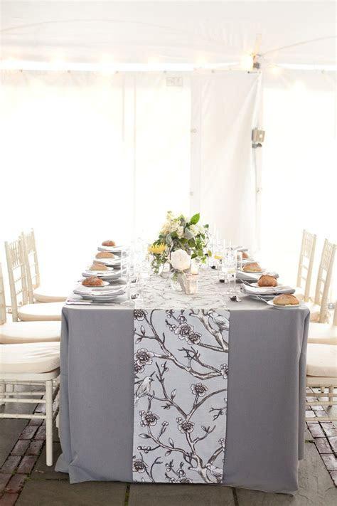 Best 25  Grey tablecloths ideas on Pinterest   Wedding