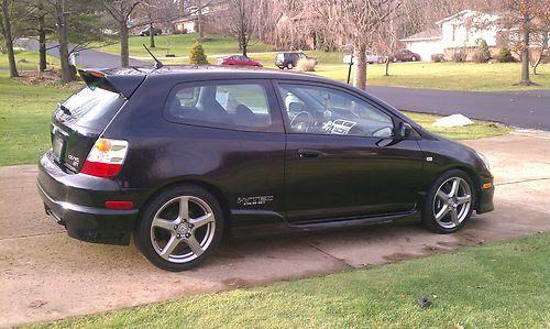 Buy Used 2005 Honda Civic Si Hatchback 3 Door 20l In Akron Ohio