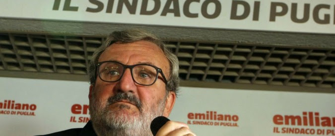 Puglia, Emiliano nomina portavoce la sua compagna. Salta il tavolo con i 5 Stelle
