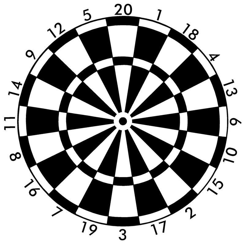 Dart Board Graphic | Free Download Clip Art | Free Clip Art | on ...