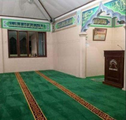 jual karpet masjid pontianak kalimantan barat Al Husna