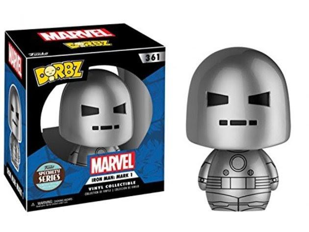 Funko Marvel Specialty Series Dorbz Iron Man Mark 1 Vinyl Figure for $12