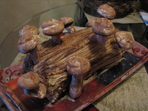 Daring Bakers Yule Log Challenge