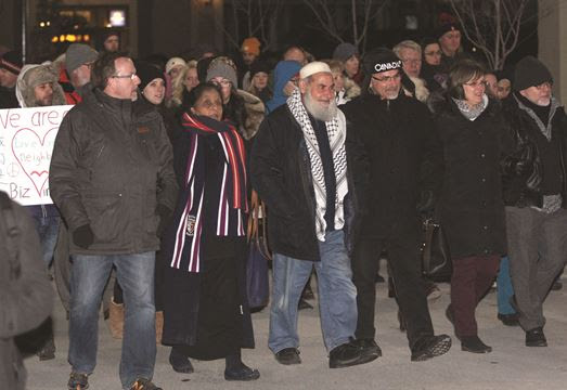 Image result for Belleville vigil