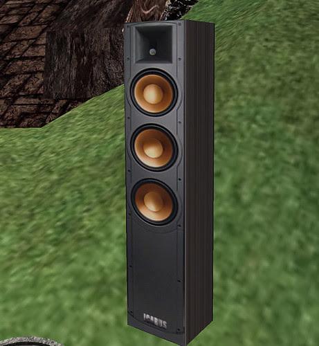 hunt prizes Music for the Soul #049 Icarus black speaker