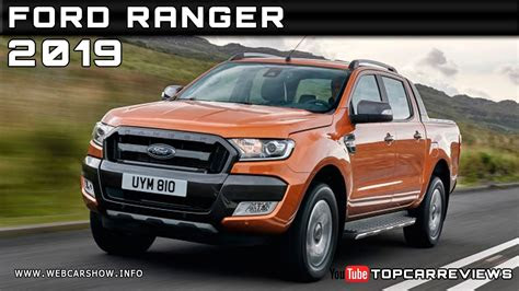 2020 Ford Ranger Review Review