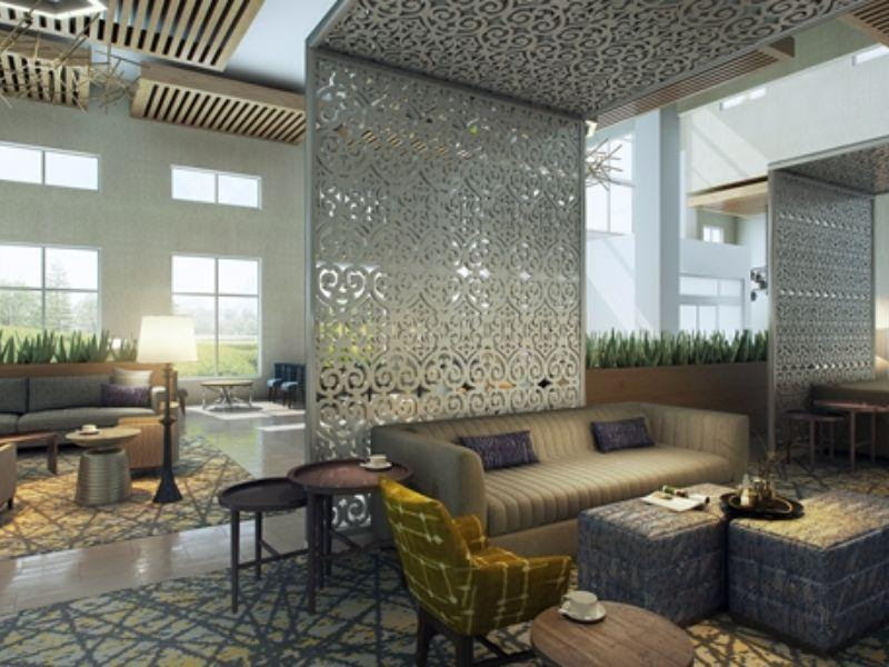 Review Embassy Suites San Antonio Brooks City Base Hotel & Spa