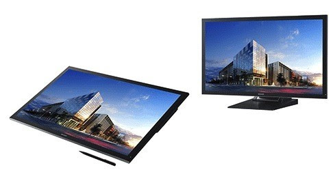 Sharp intros 32inch IGZO monitor with 4K resolution and support for touch pen