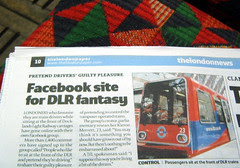 Facebook Group for DLR 'Fantasy'
