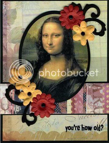 Mona How Old?