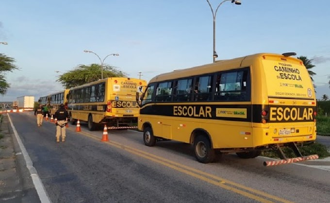 MPRN recomenda que Prefeituras revisem frota escolar antes do retorno das aulas