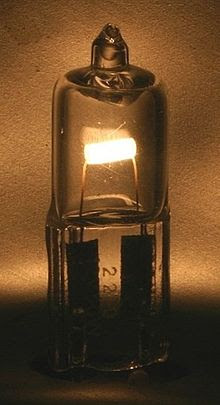 Halogen lamp - Wikipedia, the free encyclopedia