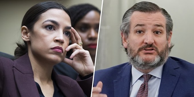 AOC demands Ted Cruz resign over Capitol riot: 'You almost had me murdered'