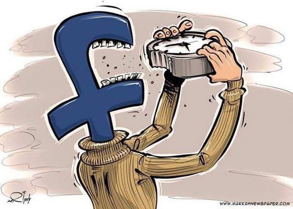 AD-Satirical-Illustrations-Show-Our-Addiction-To-Technology-31