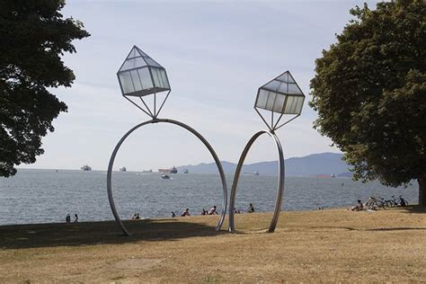 Fabulous Public Sculpture In Vancouver, BC, and Jewish