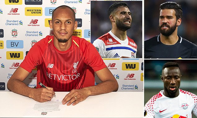 Image result for Liverpool receive Nabil Fekir transfer blow as France star backs himself to earn big move on World Cup displays