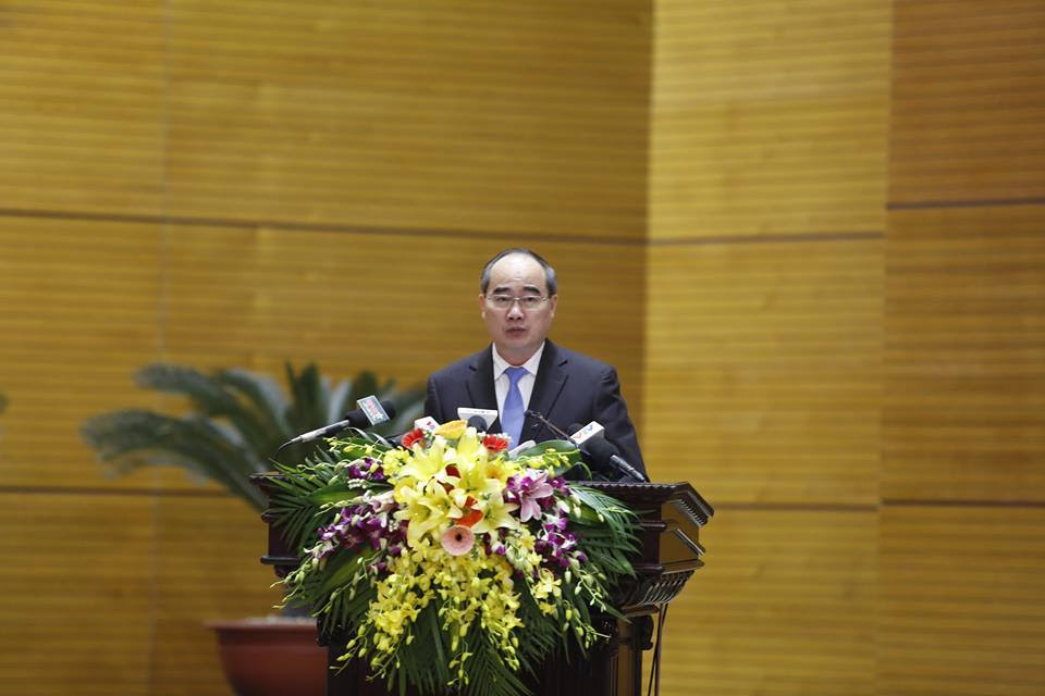 Bí thư TP.HCM,Nguyễn Thiện Nhân,tham nhũng,chống tham nhũng