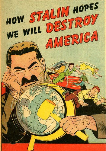 (1951) How Stalin hopes we will destroy America