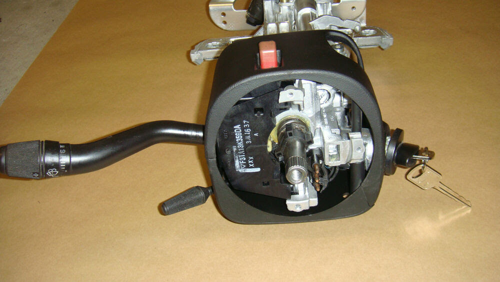 1997-2003 FORD F-150 EXPEDITION STEERING COLUMN REBUILT ...