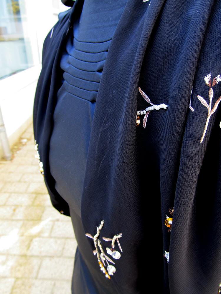 Miu Miu inspiriertes Herbstkleid