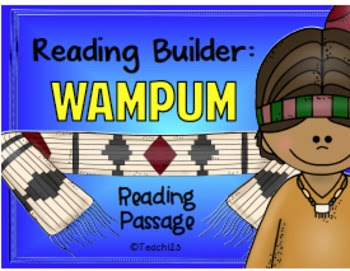 Native American: Wampum - Reading Passage