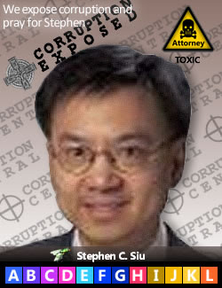 Judge Stephen C. Siu, US Patent Office