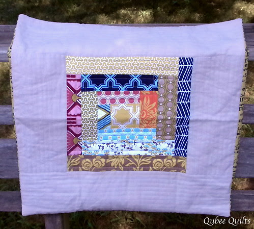 The Pillow Talk { Swap } ~ Round 5 - Front