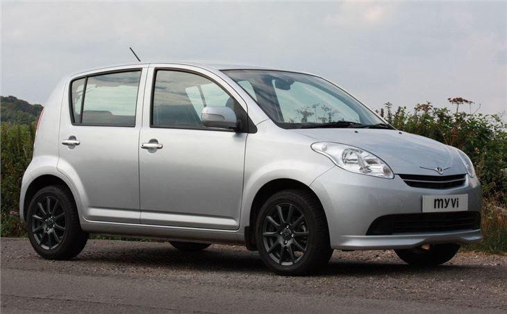Perodua Myvi 2006 - Car Review  Honest John