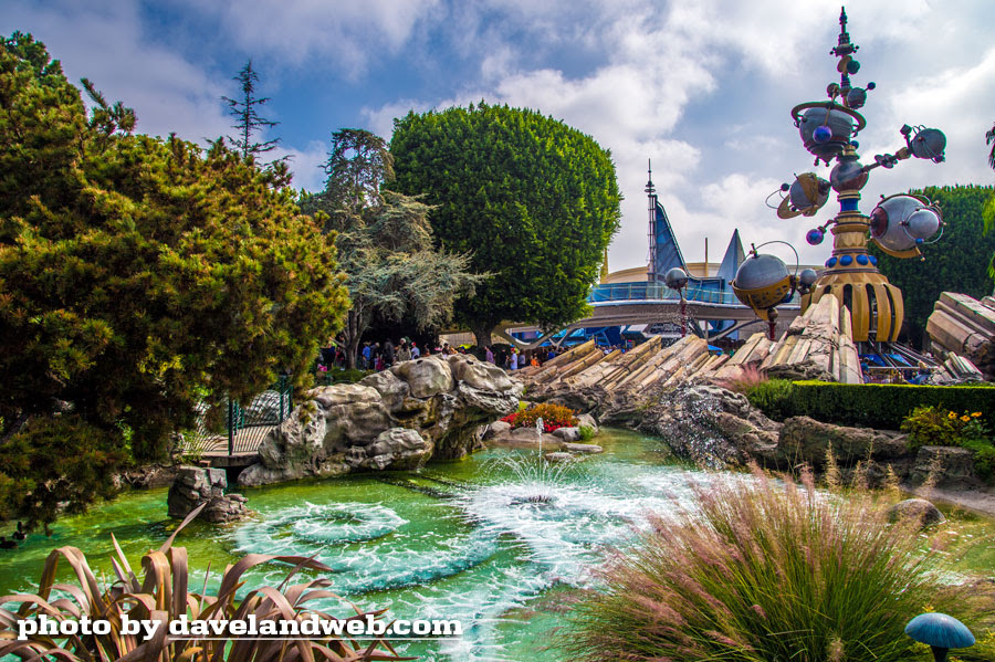 Disneyland Pixie Hollow photo