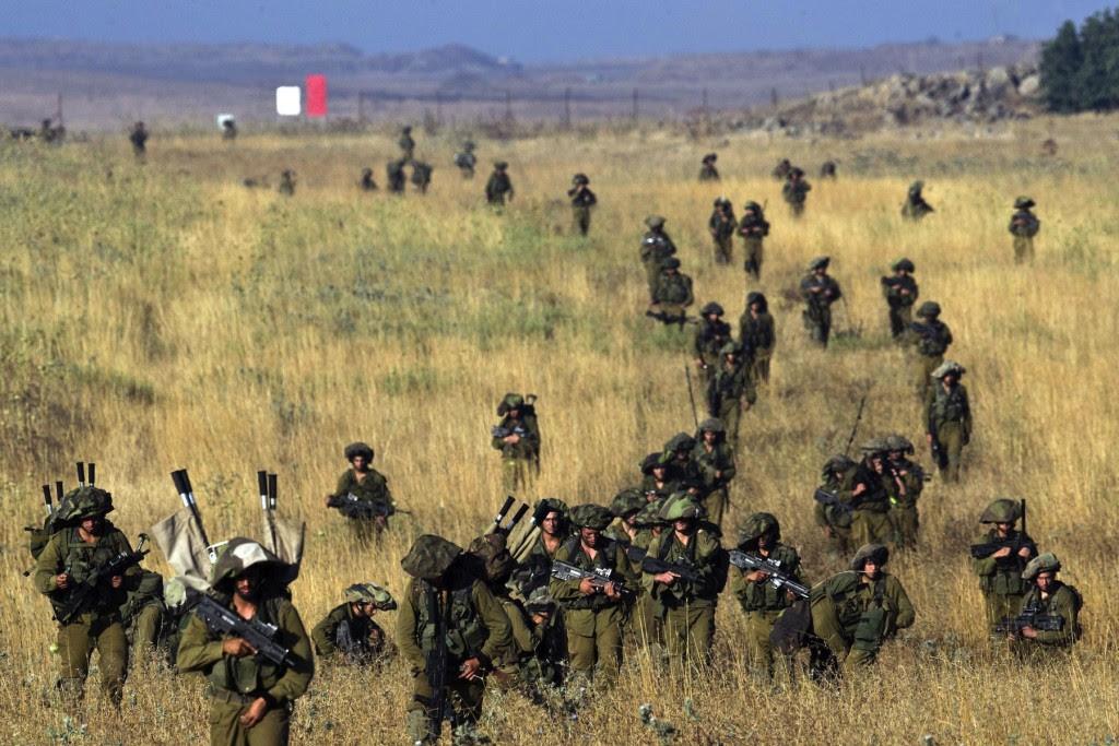 IDF Golán