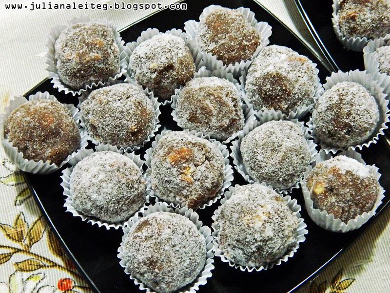 juliana leite makeup receita palha italiana como fazer brigadeiro diferente com biscoito maizena enrolados com açúcar delicioso doce para festa e diversão da família