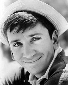 Young Bob Denver as Gilligan | Tacky Harper's Cryptic Clues