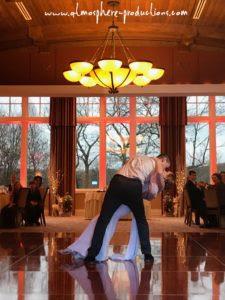 Atmosphere Productions - Lake of Isles Lighting - WOW factor - Jennifer & Nick