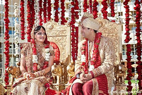 Indian wedding ceremony bride groom   Photo 10279