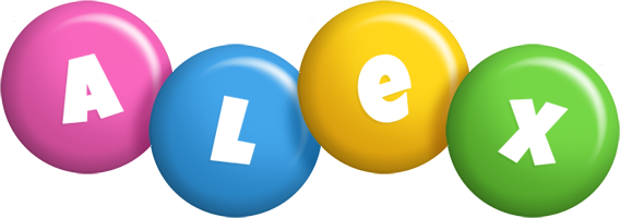 Alex Logo  Name Logo Generator - Candy, Pastel, Lager