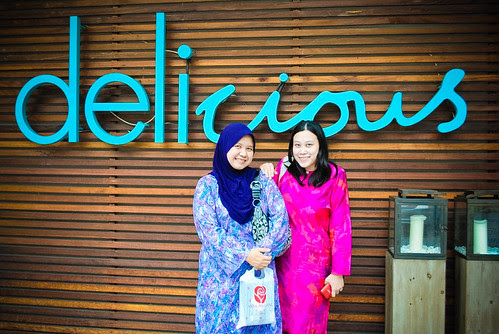 Lunch @ Delicious, 2 Residency
