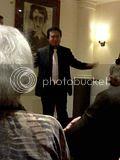 Ao Li, 10.24.2012 Baritone Ao Li at Salon at the Rex.