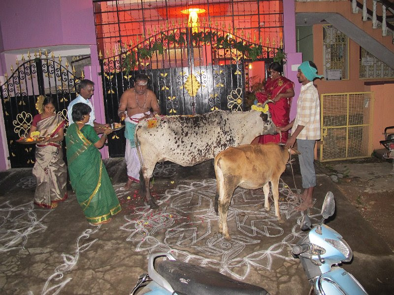 Griha Pravesh Agnilingam Housewarming Ceremony Tiruvannamalai