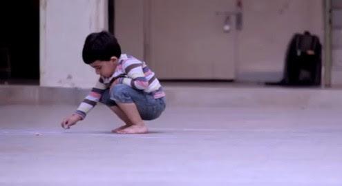 όταν-δεις-τι-ζωγραφίζει-αυτό-το-παιδί-θα-δακρύσεις-βίντεο