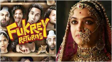 68-day rule that delayed Padmavati ignored in Fukrey Returns' case