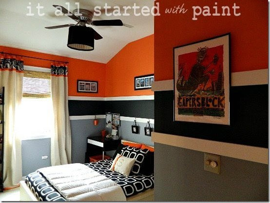 Boys} 12 Cool Bedroom Ideas - Todays Creative Blog