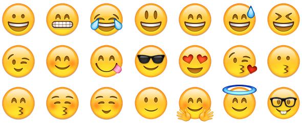 Zum kopieren smiley 😍⌨️ Online