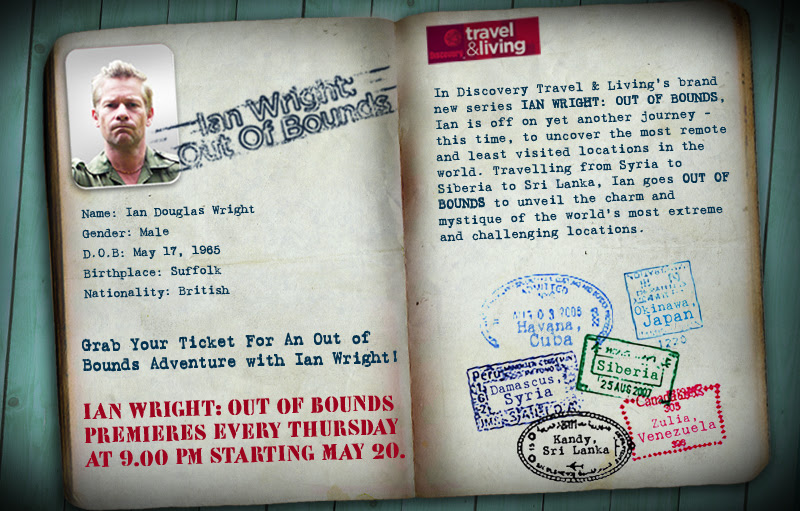 Out of Bounds - remember to tune in May 20 onwards!