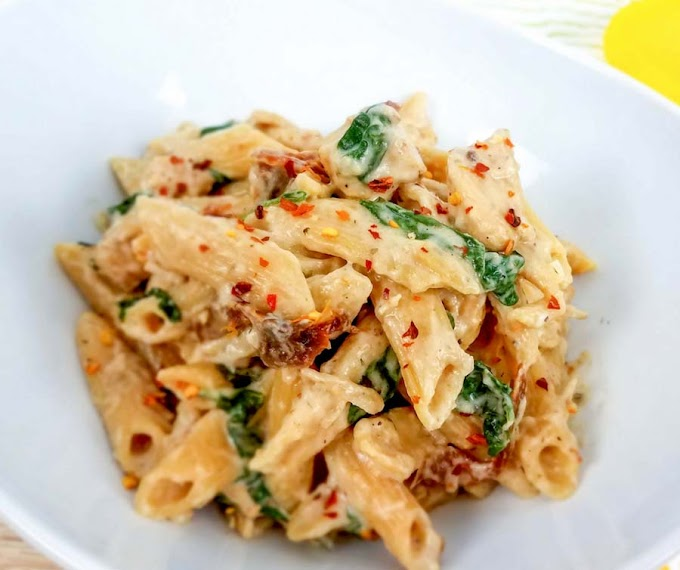 Ideas For Recipes Healthy Pasta
