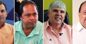 Dez prefeitos confirmam saída do PSB após desfiliação de Azevêdo; Um deles é do Cariri