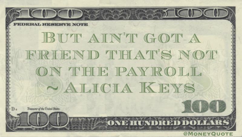 Money Lyrics From Popular Classic Music Money Quotes Dailymoney