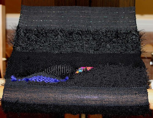 textural tapestry experiment