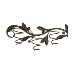 Olive Vine Metal Wall Wine Bottle Holder Wine Racks On Popscreen