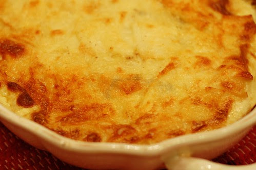 Potato Gratin by Eve Fox, the Garden of Eating blog, copyright 2013